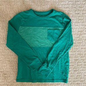 Cat & Jack long sleeve boys shirt